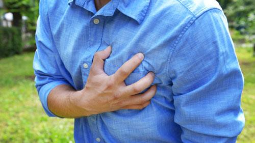 Боль при глубоком вдохе в грудной клетке слева  Различные боли